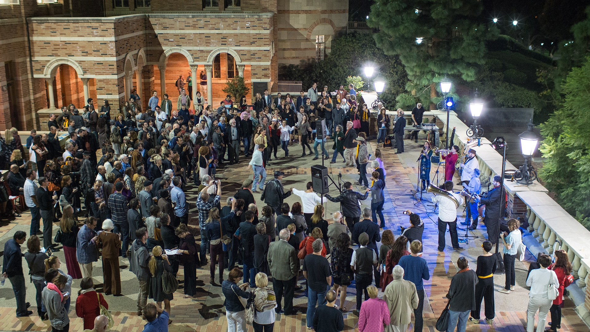 Ucla Parties Philip Glass   From th...