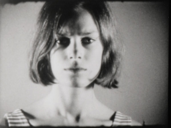 Lucinda Childs, Andy Warhol 16mm Film Still (1964)