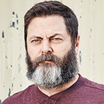 Nick Offerman: Full Bush  8:00P