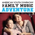 FAMILY MUSIC ADVENTURE CONCERT  2:00P