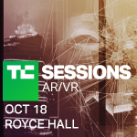 TechCrunch Sessions: AR/VR 10:00A