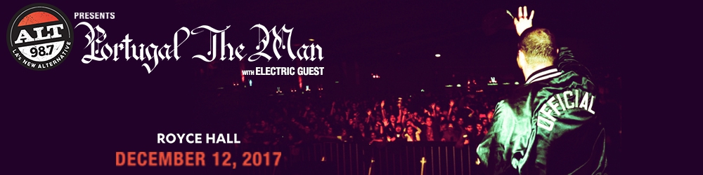 Portugal. The Man with Electric Guest