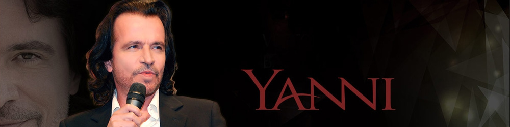 An Evening In Conversation with Yanni at his Piano   8P
