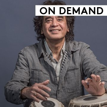 Zakir Hussain and Masters of Percussion
