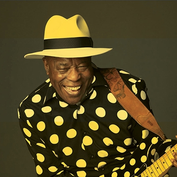 An evening with Buddy Guy