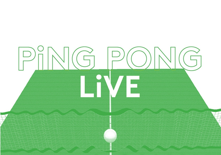 PiNG PONG LiVE