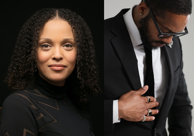 Jesmyn Ward & Mitchell Jackson in Conversation