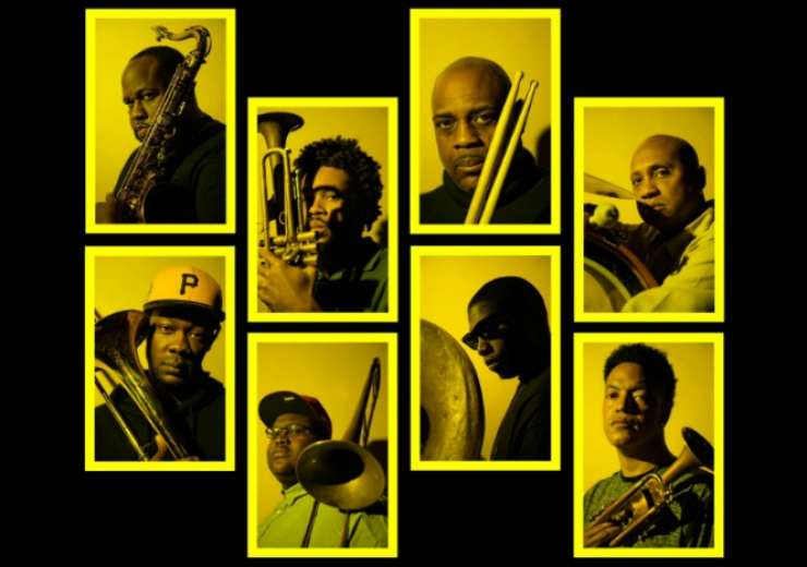 The Soul Rebels with Special Guests Big Freedia Macy Gray