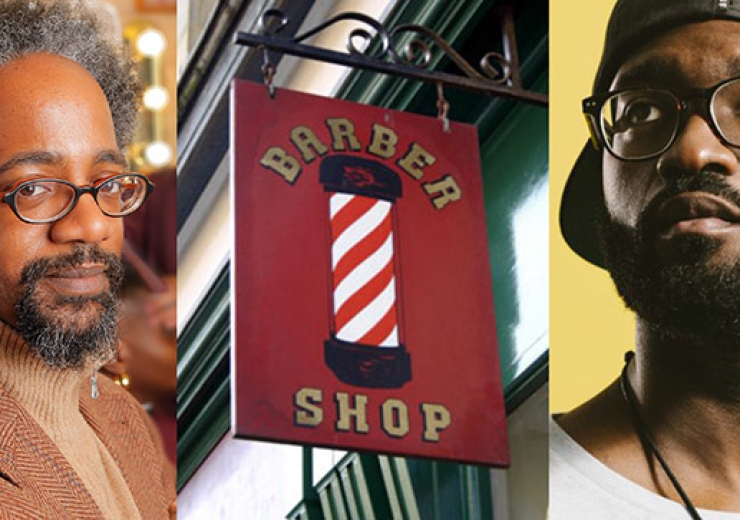 The Black Barber Shop