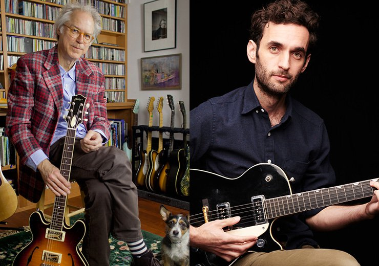 Bill Frisell & Julian Lage Duo