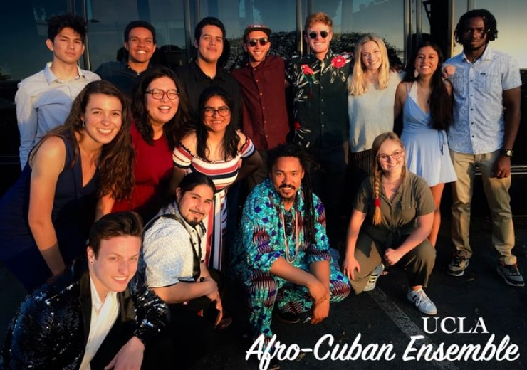 UCLA Afro Cuban Ensemble