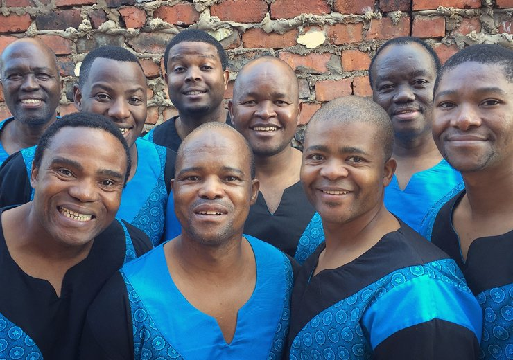 Demonstration Performance Ladysmith Black Mambazo