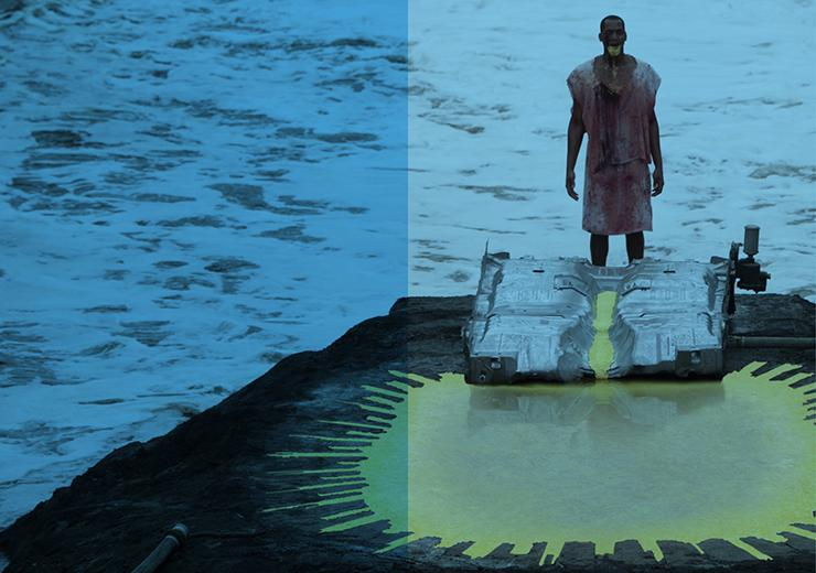 River of Fundament A film by Matthew Barney Jonathan Bepler