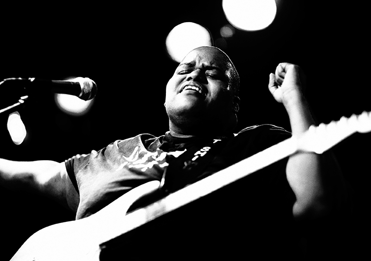 Demonstration Performance Toshi Reagon and BIGLovely