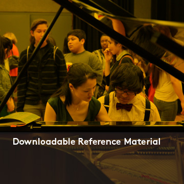 Downloadable Reference Materials