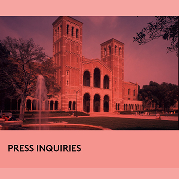 Press Inquiries
